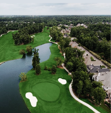 Providence Country Club Golf Course,Charlotte, North Carolina,  - Golf Course Photo
