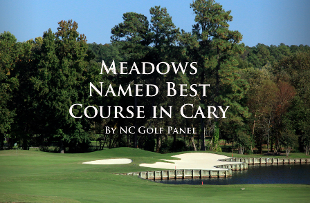 Prestonwood Country Club, The Meadows,Cary, North Carolina,  - Golf Course Photo
