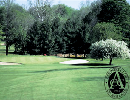 Country Club Of Ashland,Ashland, Ohio,  - Golf Course Photo