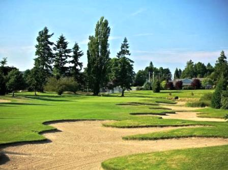 Legion Memorial Golf Course,Everett, Washington,  - Golf Course Photo