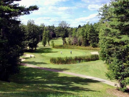 Natanis Golf Course, Arrowhead,Vassalboro, Maine,  - Golf Course Photo