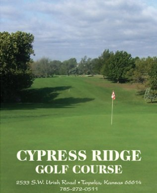 Cypress Ridge Golf Course,Topeka, Kansas,  - Golf Course Photo