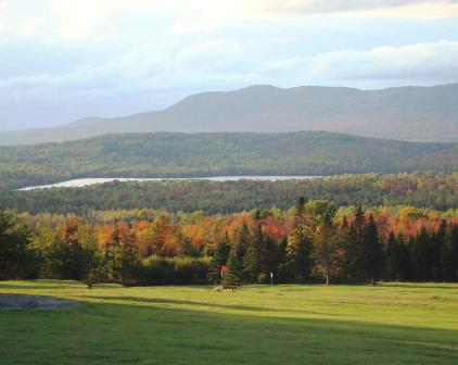 Everygreen Golf Club,Rangeley, Maine,  - Golf Course Photo