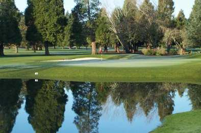 Spring Hill Country Club,Albany, Oregon,  - Golf Course Photo