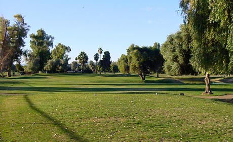 Glen Lakes Municipal Golf Course, CLOSED 2018,Glendale, Arizona,  - Golf Course Photo