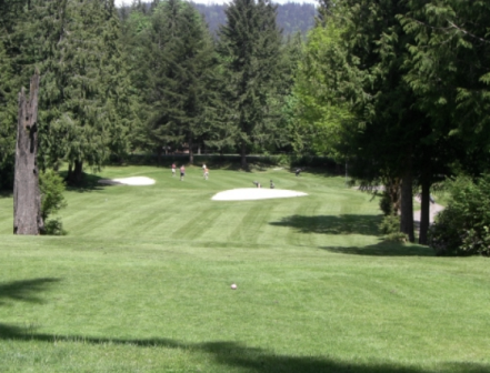 Delphi Golf Club,Olympia, Washington,  - Golf Course Photo