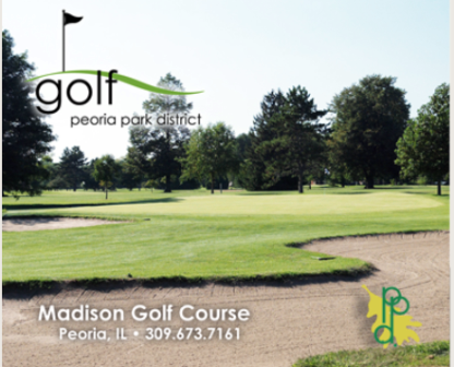 Madison Golf Course,Peoria, Illinois,  - Golf Course Photo