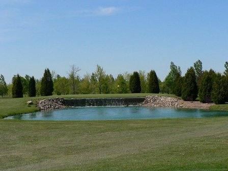 Golf Course Photo, Highland Ridge Golf Club, De Pere, 54115
