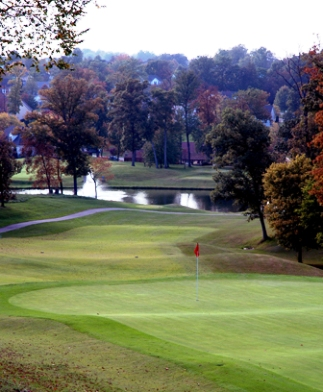 Golf Course Photo, Whitmoor Country Club, North Course, Saint Charles, 63304