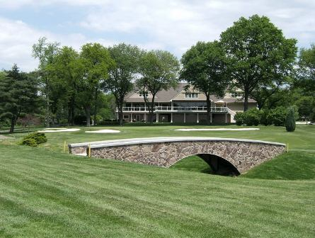 Golf Course Photo, Merchantville Country Club, Cherry Hill, 08002
