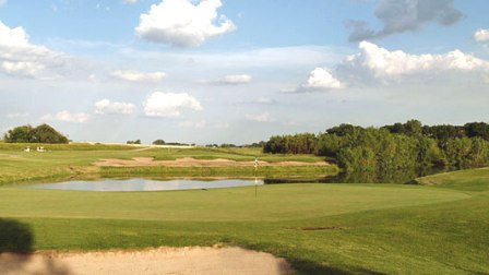Tregaron Golf Course,Bellevue, Nebraska,  - Golf Course Photo