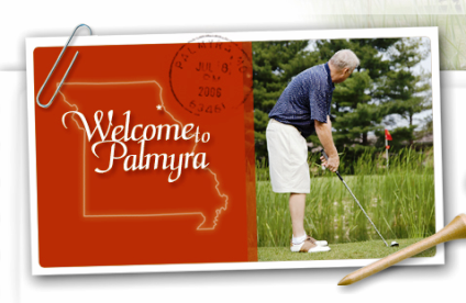 Jackson Park Golf Course,Palmyra, Missouri,  - Golf Course Photo