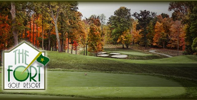 The Fort Golf Course,Indianapolis, Indiana,  - Golf Course Photo