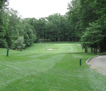 Golf Course Photo, Brookledge Golf Club, Cuyahoga Falls, 44221