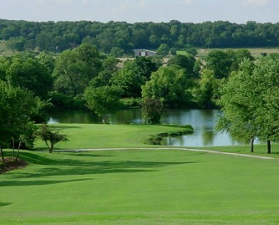 Razorback Park Golf Course, CLOSED 2015, Fayetteville, Arkansas, 72704 - Golf Course Photo