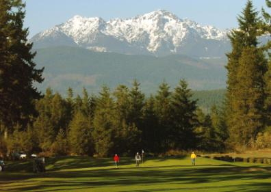 Alderbrook Golf Course, Tillamook, Oregon, 97141 - Golf Course Photo