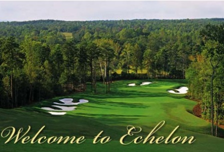 Echelon Golf Club, Alpharetta, Georgia, 30004 - Golf Course Photo