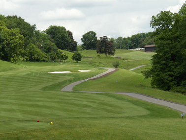 Golf Course Photo, Capital Hills At Albany, Albany, 12208