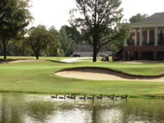 Ridgeway Country Club,Memphis, Tennessee,  - Golf Course Photo