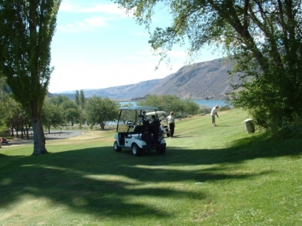 Vic Meyers Golf Course,Coulee City, Washington,  - Golf Course Photo