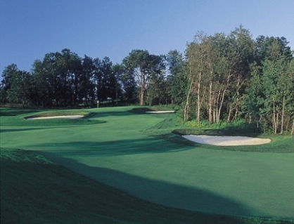 Oakhurst Golf & Country Club, Clarkston, Michigan, 48348 - Golf Course Photo