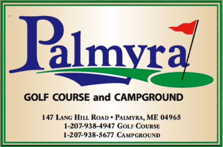 Palmyra Golf Course,Palmyra, Maine,  - Golf Course Photo