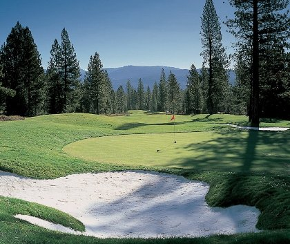 Schaffers Mill Club,Truckee, California,  - Golf Course Photo