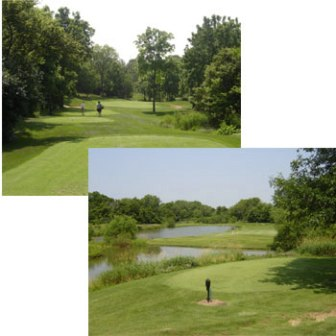 Alpine Hills Golf and Practice Center, Rockford, Illinois, 61108 - Golf Course Photo