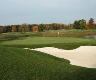 Charleston Springs Golf Course, North Course,Millstone Township, New Jersey,  - Golf Course Photo