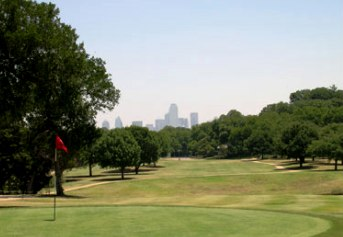 Stevens Park Golf Course, Dallas, Texas, 75208 - Golf Course Photo