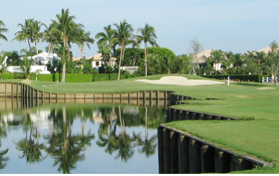 Polo Club of Boca Raton, The Equestrian Golf Course,Boca Raton, Florida,  - Golf Course Photo