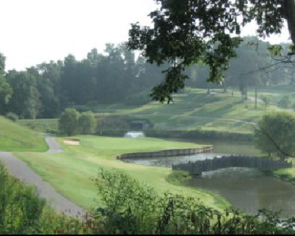 Oakwoods Country Club,Wilkesboro, North Carolina,  - Golf Course Photo