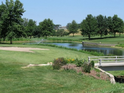 Atlantic Golf & Country Club,Atlantic, Iowa,  - Golf Course Photo