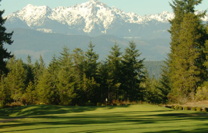 Golf Course Photo, Alderbrook Golf Club, Union, 98592