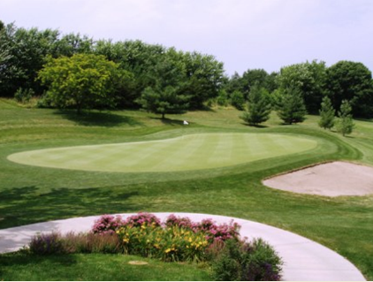 Indianola Country Club, Indianola, Iowa, 50125 - Golf Course Photo