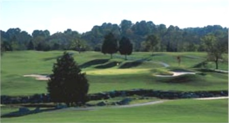 Windtree Golf Course, Mount Juliet, Tennessee, 37122 - Golf Course Photo