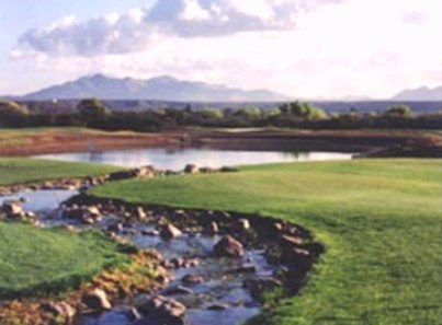 San Pedro Golf Course, Benson, Arizona, 85602 - Golf Course Photo