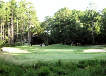 Golf Course Photo, Pine Hills Country Club, Cordele, 31015