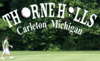 Thorne Hills Golf Course,Carleton, Michigan,  - Golf Course Photo