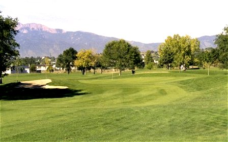 Cherokee Ridge Golf Course -Regulation Nine,Colorado Springs, Colorado,  - Golf Course Photo