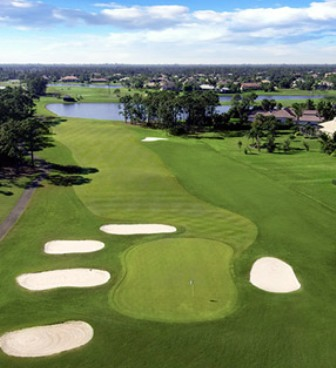PGA National Resort & Spa -Estates, Palm Beach Gardens, Florida, 33418 - Golf Course Photo