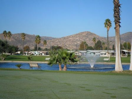Colonial Country Club,Hemet, California,  - Golf Course Photo