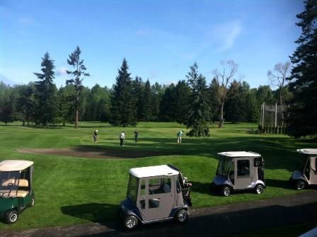 Linden Golf & Country Club,Puyallup, Washington,  - Golf Course Photo