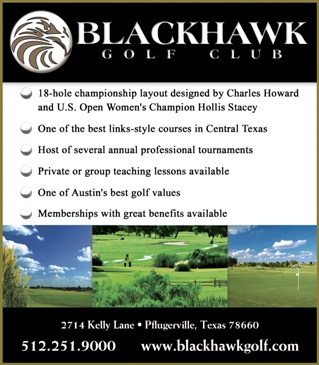 Golf Course Photo, Blackhawk Golf Club, Pflugerville, 78660