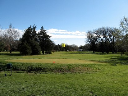 Grove Park Golf Club,Ellinwood, Kansas,  - Golf Course Photo