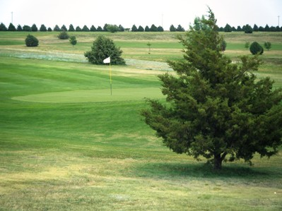Golf Course Photo, F & H Golf Course, Fleming, 80728