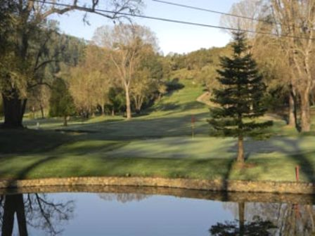 Golf Course Photo, Cold Springs Golf & Country Club, Placerville, 95667