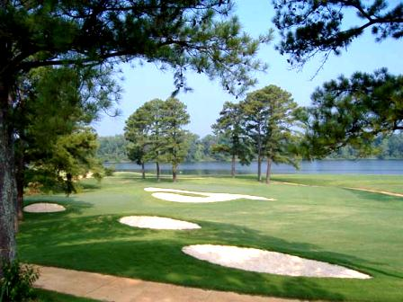Links at Tuscaloosa Golf Course, Tuscaloosa, Alabama, 35405 - Golf Course Photo