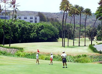 Golf Course Photo, Moanalua Golf Club, Honolulu, 96819