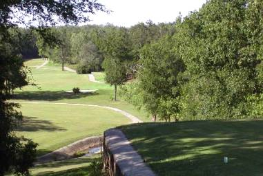 Golf Course Photo, Oak Hills Golf Course, Charlotte, 28216